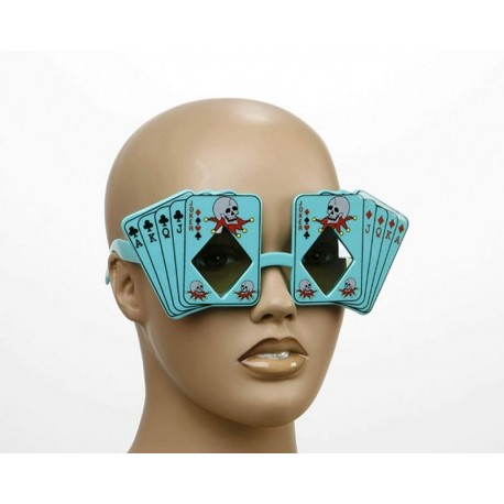 Gafas Cartas Poker