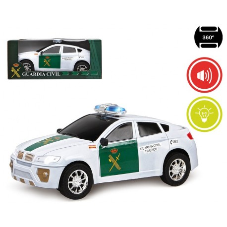 SALVAOBSTÁCULOS GUARDIA CIVIL 26X11X12CM