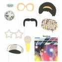 PHOTOCALL 9 PCS.DISCO CON FONDO 75X75 CMS