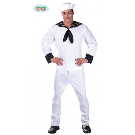 MARINERO ADULTO TALLA L 52-54 L