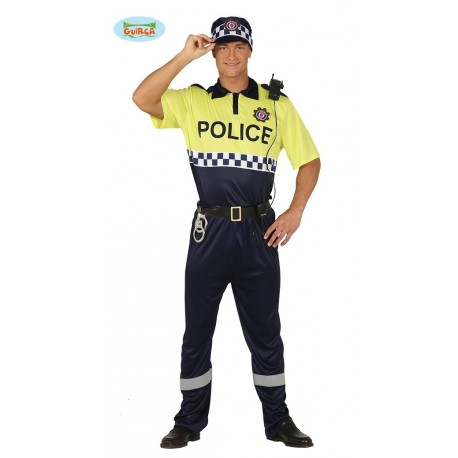POLICIA LOCAL ADULTO TALLA M 48-50 M
