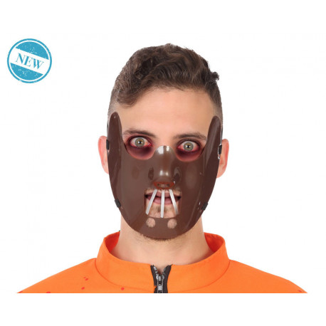 MASCARA hannibal lecter HALLOWEEN