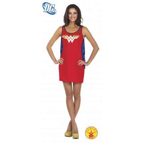 VESTIDO WONDER WOMAN AD USA M