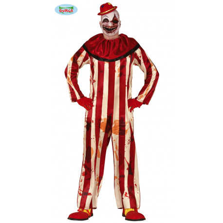 Disfraz KILLER CLOWN ADULTO TALLA L 52-54 L