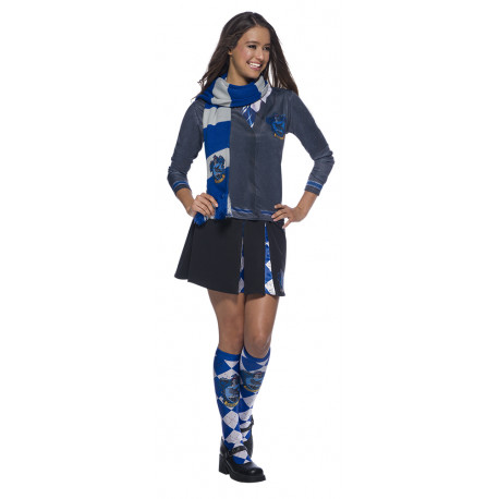 BUFANDA RAVENCLAW deluxe (Harry Potter) INF